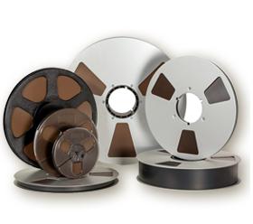 国内で入手可能な新品のオープンリールテープ