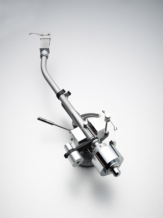 SAEC WE-4700 ダブルナイフエッジトーンアーム